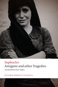 Cover for Antigone and other Tragedies