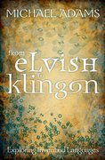 Cover for From Elvish to Klingon