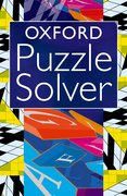 Cover for Oxford Puzzle Solver