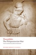 Cover for The Peloponnesian War