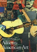 Cover for African-American Art