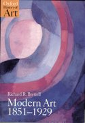 Cover for Modern Art 1851-1929