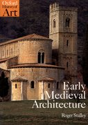 Cover for Early Medieval Architecture