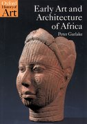 Cover for Early Art and Architecture of Africa
