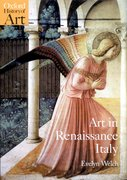 Cover for Art in Renaissance Italy