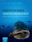 Cover for Ecosystem-Based Fisheries Management