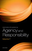 Cover for Oxford Studies in Agency and Responsibility Volume 7