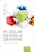 Cover for Modular Design of Grammar