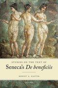 Cover for Studies on the Text of Seneca