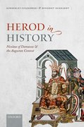 Cover for Herod in History