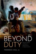 Cover for Beyond Duty