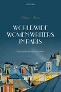Cover for Worldwide Women Writers in Paris