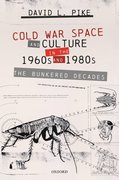 Cover for Cold War Space and Culture in the 1960s and 1980s