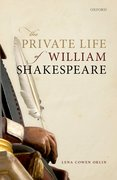 Cover for The Private Life of William Shakespeare