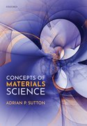 Cover for Concepts of Materials Science - 9780192846440