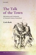 Cover for The Talk of the Town