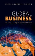 Cover for Global Business in the Age of Transformation