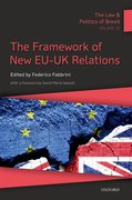 Cover for The Law & Politics of Brexit: Volume III