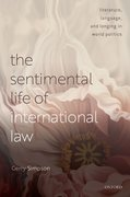 Cover for The Sentimental Life of International Law