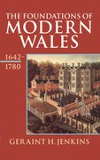 Cover for The Foundations of Modern Wales 1642-1780