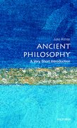 Cover for Ancient Philosophy: A Very Short Introduction