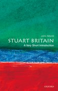 Cover for Stuart Britain: A Very Short Introduction