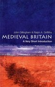Cover for Medieval Britain: A Very Short Introduction