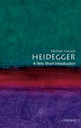 Cover for Heidegger: A Very Short Introduction