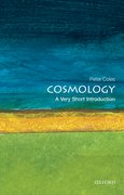 Cover for Cosmology: A Very Short Introduction