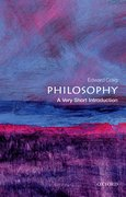 Cover for Philosophy: A Very Short Introduction
