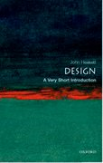 Cover for Design: A Very Short Introduction