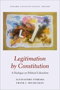 Cover for Legitimation by Constitution