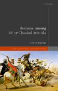 Cover for Humans, among Other Classical Animals