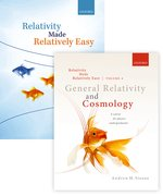 Cover for Relativity Made Relatively Easy Pack, Volumes 1 and 2 (Paperback)