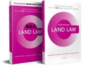 Cover for Land Law Revision Concentrate Pack