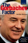 Cover for The Gorbachev Factor