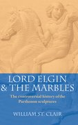 Cover for Lord Elgin and the Marbles