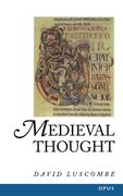 Cover for Medieval Thought