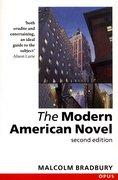 Cover for The Modern American Novel