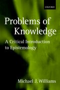 Cover for Problems of Knowledge