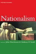 Cover for Nationalism