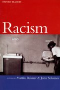 Cover for Racism