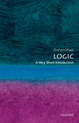 Cover for Logic: A Very Short Introduction