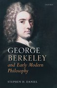 Cover for George Berkeley and Early Modern Philosophy