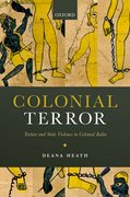Cover for Colonial Terror