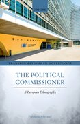 Cover for The Political Commissioner