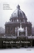 Cover for Principles and Persons