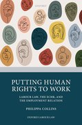 Cover for Putting Human Rights to Work