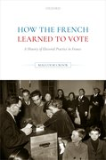 Cover for How the French Learned to Vote