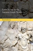 Cover for Latin Poetry in the Ancient Greek Novels